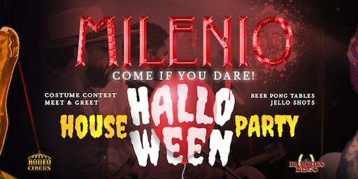 MILENIO Halloween House Party