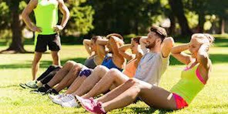 Free Bootcamp - East Auckland tickets