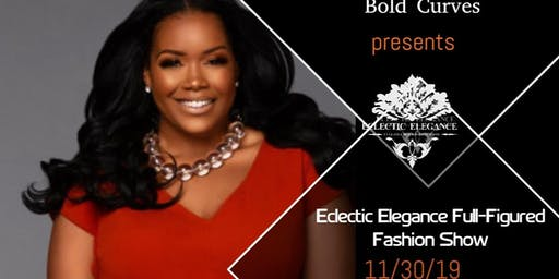 Eclectic Elegance Full-Figured Fashion Show