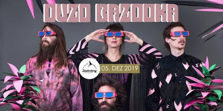 Ouzo Bazooka | Psychedelic Rock Tickets