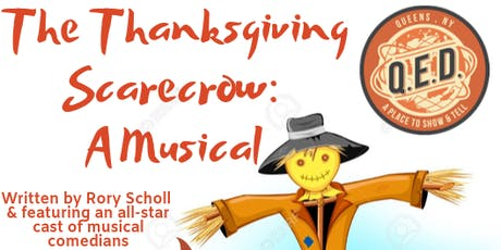 The Thanksgiving Scarecrow: A Musical tickets
