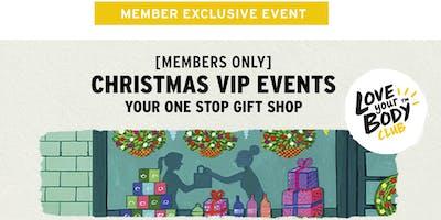 The Body Shop Mango Hill Northlakes, QLD   Christmas VIP Event