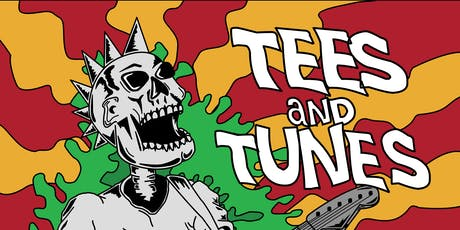 Tees and Tunes tickets