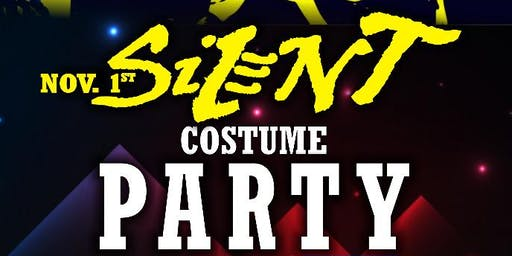 Halloween Costume Silent Party