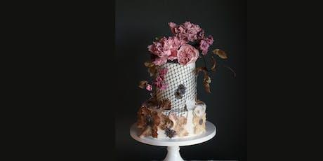 MasterClass: Sugar Flowers and Cake design  tickets