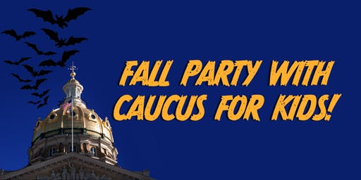 Fall Party with Caucus for Kids