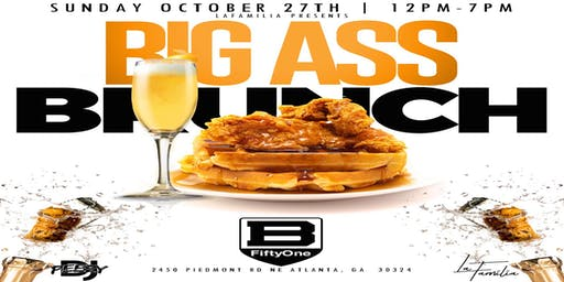 BIG ASS BRUNCH / BAB5