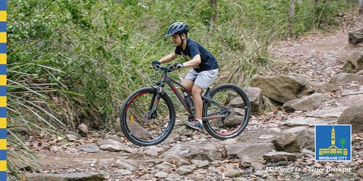 Advanced junior mountain bike skills
