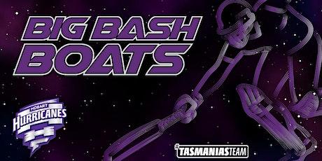 Big Bash Boats - HUR vs THU tickets