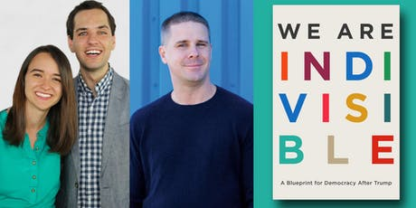 Leah Greenberg and Ezra Levin - We Are Indivisible tickets