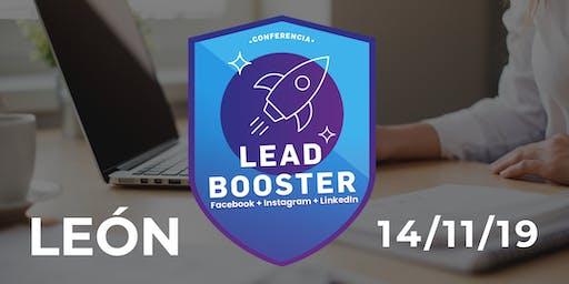 Conferencia Leadbooster en León
