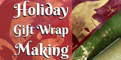 Gift Wrap Making