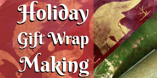 Gift Wrap Making