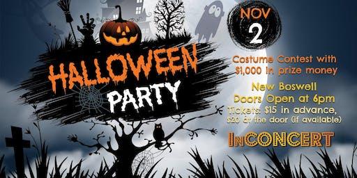 InCONCERT Halloween Costume Contest
