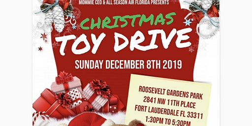 Mommie CEO's Christmas Toy Drive