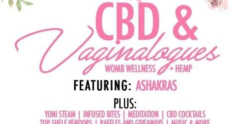 CBD and Meditation Vaginalogues