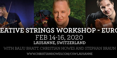 Creative Strings Workshop - Europe tickets