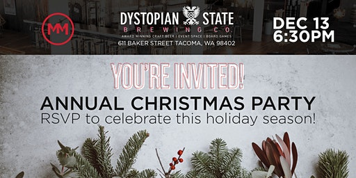 Christmas Party | Movement Mortgage | Washington South