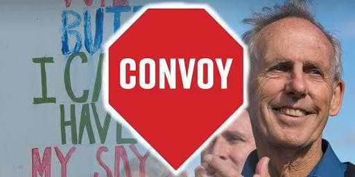 BOB BROWN FOUNDATION - 'CONVOY' Film and Book Launch