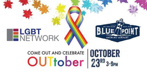 Blue Point x LGBT Network OUTtober Party