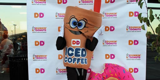 Dunkin' Celebrates Petaluma Coffee and Donut Lovers with Community Event!