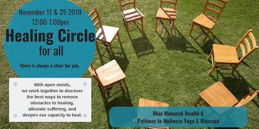 Open Healing Circle
