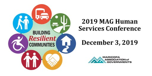 2019 MAG Human Services Conference
