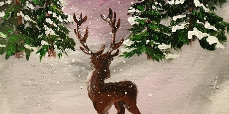 Festive Paint Party at the Queens College Arms tickets