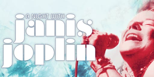 A NIGHT WiTH JANIS JOPLIN - HD Film event of Broadway Musical