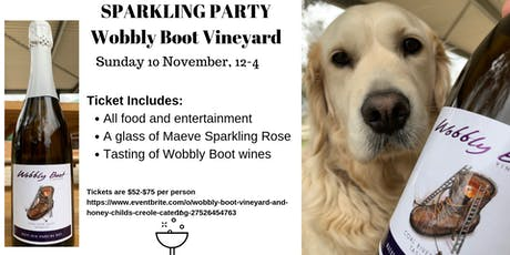 Sparkling Release Party tickets