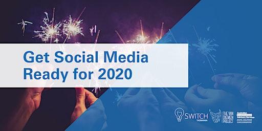 Get Social Media Ready for 2020 | Scottsdale