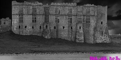 Carew Castle Tenby Wales Ghost Hunt Paranormal Eye UK