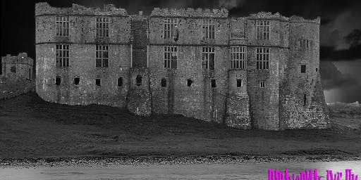 Carew Castle Tenby Wales Ghost Hunt Paranormal Eye UK