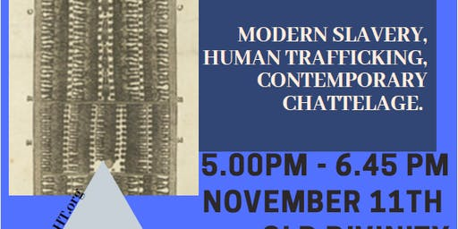 The Inaugural CCARHT Annual Thomas Clarkson Lecture:  Modern Slavery review