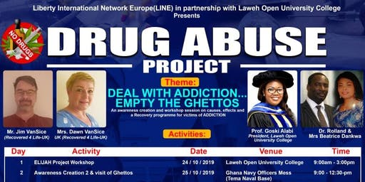 DRUG ABUSE PROJECT