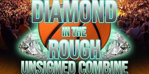 Diamond in the Rough Unsigned Combine - Coaches Corner