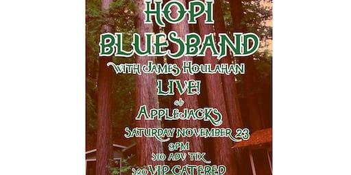 Hopi Blues Band at Apple Jack's!