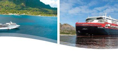 Expedition and Exotics Cruise Night w/Paul Gauguin and Hurtigruten tickets