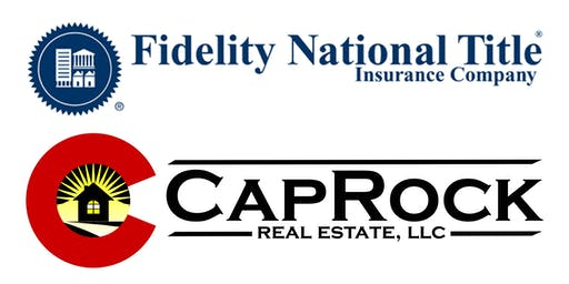 Title 101  - Closing Table - Fidelity National Title - 1 CE Hr - RE Agents