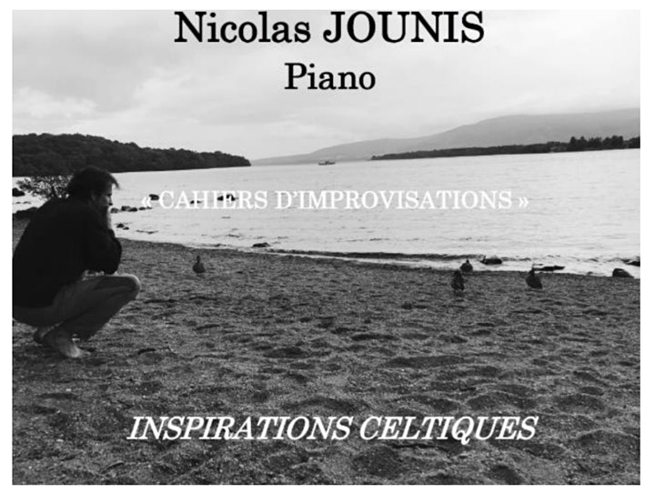 Nicolas Jounis Recital at the Scottish Arts Club image