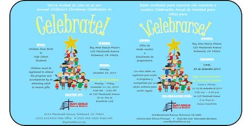 Children's Christmas Celebration