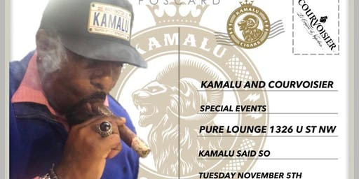 Kamalu Release Party Featuring Hilarious Omar!