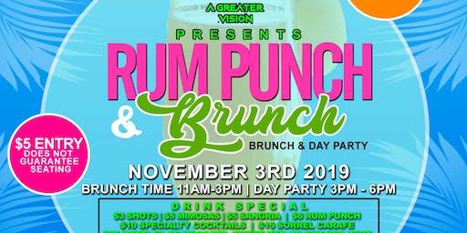 Rum Punch & Brunch