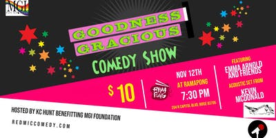 GG16 feat. Emma Arnold (A Comedy Event)
