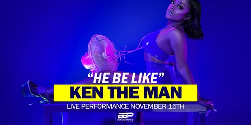 @KenTheMan Live in Concert