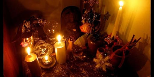 Samhain Ancestor Ritual/ Connecting through Sacred Ceremony