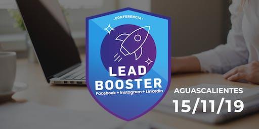 Conferencia Leadbooster en Aguascalientes