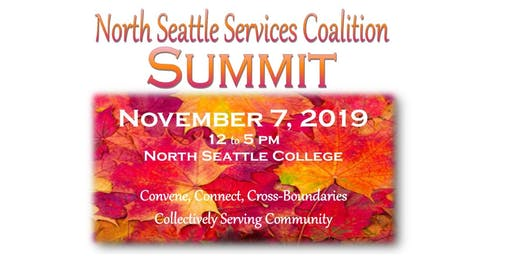 North Seattle Services Coalition:  2019 Summit