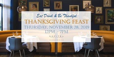 Thanksgiving Feast 2019 tickets