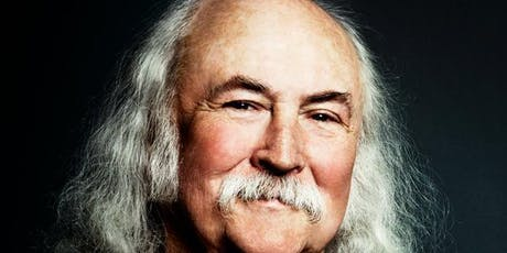 Fundraiser with Living Legend David Crosby to Support Flip the West tickets